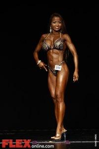 Amalia Ralar - Womens Figure - 2012 Team Universe