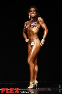 Renee Rapetti - Womens Figure - 2012 Team Universe