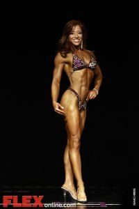 Trisha Fleischer - Womens Figure - 2012 Team Universe