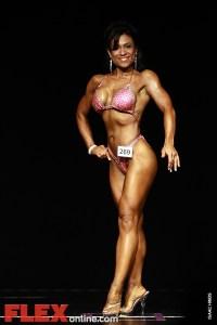 Jami Frenkel - Womens Figure - 2012 Team Universe
