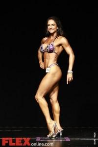 Michelle Baker - Womens Figure - 2012 Team Universe