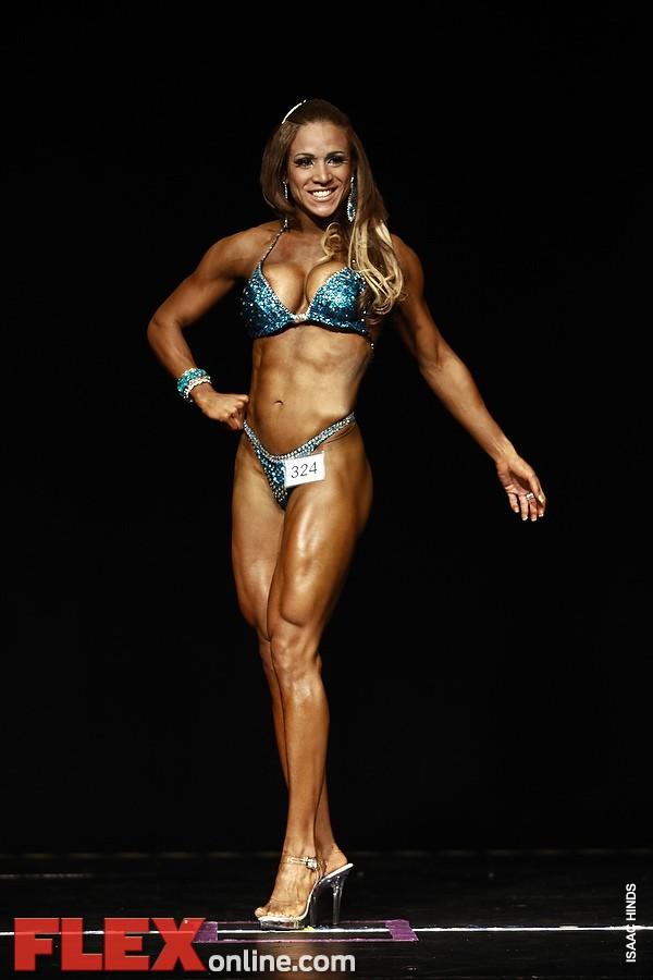 Idianette Ortiz - Womens Figure - 2012 Team Universe