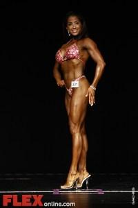 Lisa Tanker - Womens Figure - 2012 Team Universe