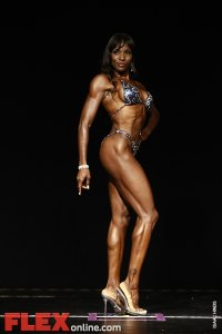 Asha Hadley - Womens Figure - 2012 Team Universe