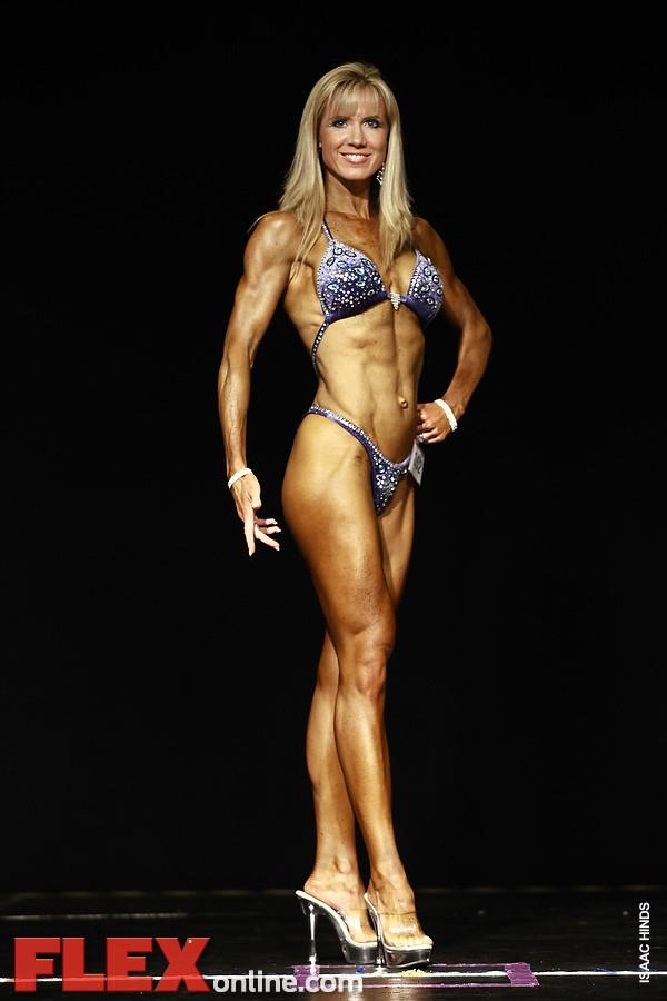 Krista Dunn - Womens Figure - 2012 Team Universe