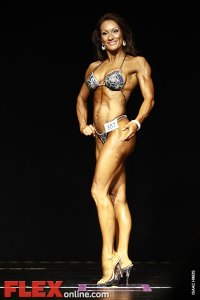 Allison Moyer - Womens Figure - 2012 Team Universe