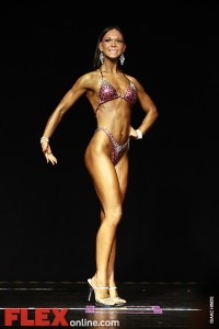 Linda Stephens - Womens Figure - 2012 Team Universe