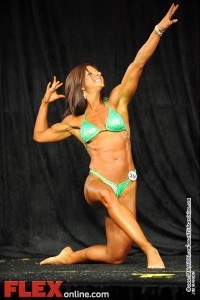 Heather Ruelan - Womens Physique A 35+ - Teen, Collegiate and Masters 2012