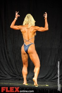 Tracy Klaess - Womens Physique B 35+ - Teen, Collegiate and Masters 2012
