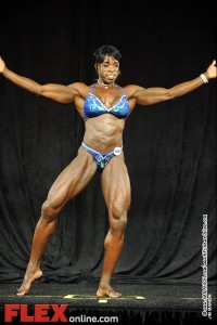 Olivia Terry - 45+ Heavyweight - Teen, Collegiate and Masters 2012