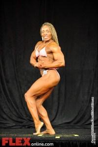 Audrey Peden - 45+ Heavyweight - Teen, Collegiate and Masters 2012