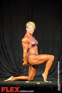 Nancy Brigham - 45+ Heavyweight - Teen, Collegiate and Masters 2012