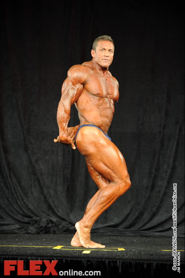 Tim McGuire - 40+ Heavyweight - Teen, Collegiate and Masters 2012