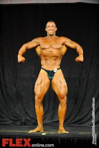 Ron Stevens - 40+ Heavyweight - Teen, Collegiate and Masters 2012