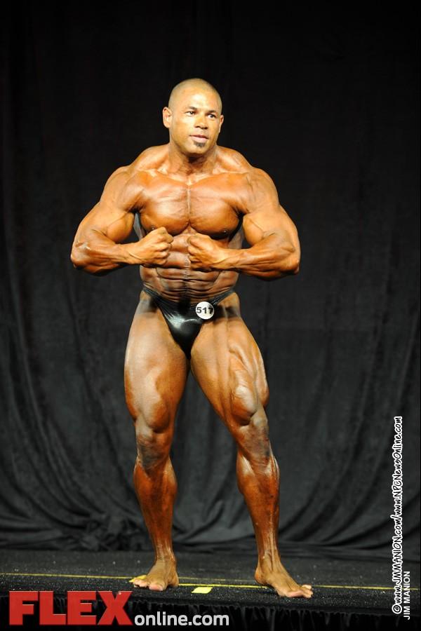 Milton Martinez - 40+ Light Heavyweight - Teen, Collegiate and Masters 2012