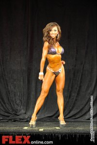 Cassandra Dubois - Bikini A 35+ - Teen, Collegiate and Masters 2012
