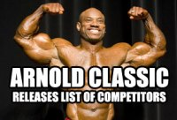 2007 ARNOLD CLASSIC WEEKEND
