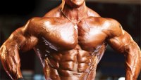 PHYSICAL PAIN ARE PECTORALS' GAIN
