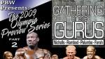 PBW: THE GATHERING OF THE GURUS