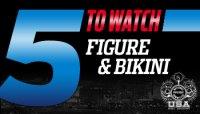 5 TO WATCH: FIGURE & BIKINI