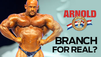 2010 IFBB ARNOLD CLASSIC PREVIEW
