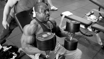 PHOTO JOURNAL: MELVIN ANTHONY 10 DAYS OUT FROM THE ARNOLD