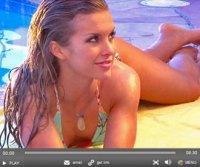 VIDEO: KATHLEEN TESORI - FLEX 2010 SWIMSUIT ISSUE