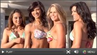 VIDEO: FLEX 2010 SWIMSUIT ISSUE: BEHIND THE SCENES DAY 2