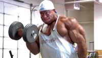 O PREVIEW: HEATH TRAINS ARMS!