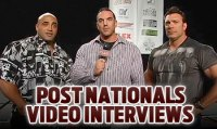 VIDEO: POST NATIONALS INTERVIEWS