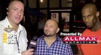 Super Heavyweight Winner Stephen Frazer Interview