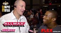 Light Heavyweight 3rd Place Cory Mathews Interview