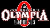2012 AMATEUR OLYMPIA ANNOUNCED!