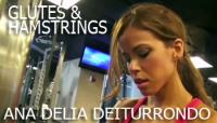 Ana Delia DeIturrondo Takes Us Through a HOT Leg Training Session