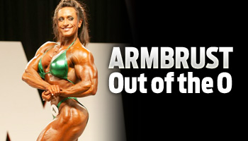 ARMBRUST OUT OF THE O