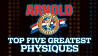 TOP 5 ARNOLD CLASSIC PHYSIQUES