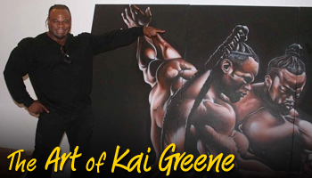 The Art of Kai Greene