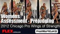 Women's Prejudging Assessment