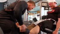 Ben Pakulski and Ryan Watson: 5 weeks out from the 2012 FLEX PRO.
