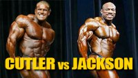 OLYMPIA DREAM MATCHUP: JACKSON VS CUTLER