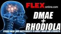 DMAE + RHODIOLA