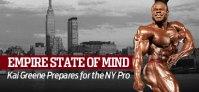EMPIRE STATE OF MIND: KAI GREENE
