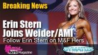 Erin Stern Joins Weider/AMI