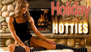 HOLIDAY HOTTIES - ERIN STERN