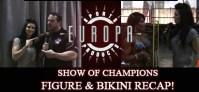 EUROPA SHOW OF CHAMPIONS WOMEN'S RECAP!