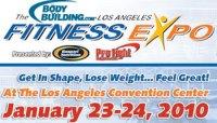 2010 LOS ANGELES FITNESS EXPO