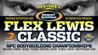 2012 Flex Lewis Classic Contest Information