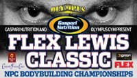 FLEX LEWIS CLASSIC NPC Bodybuilding Championships!