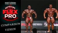 FLEX PRO COMPARISON VIDEOS!