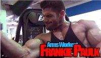 Frankie Paulk Arms Workout